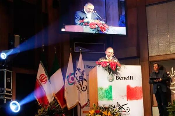 贝纳利|好声音强动力新色彩 征服伊朗摩托大展