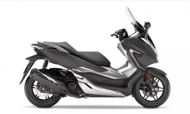 配置升级本田新款佛沙300亮相东京摩托车展
