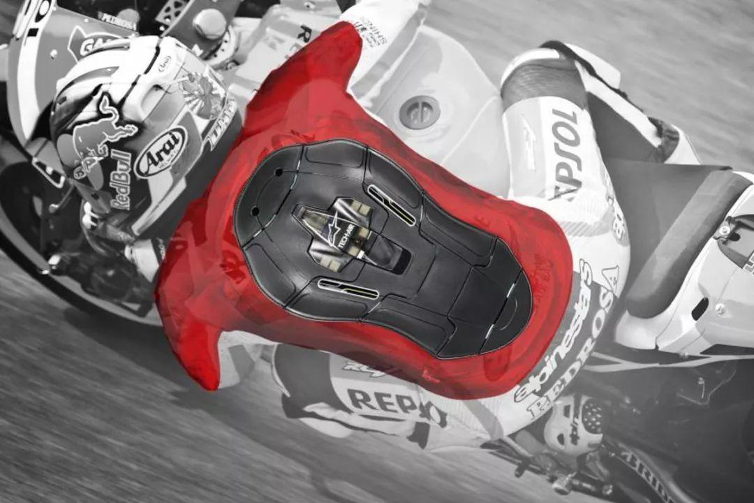 安全大跃进:MotoGP强制使用气囊系统
