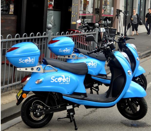 澳洲将推出摩托打车服务 车型引关注