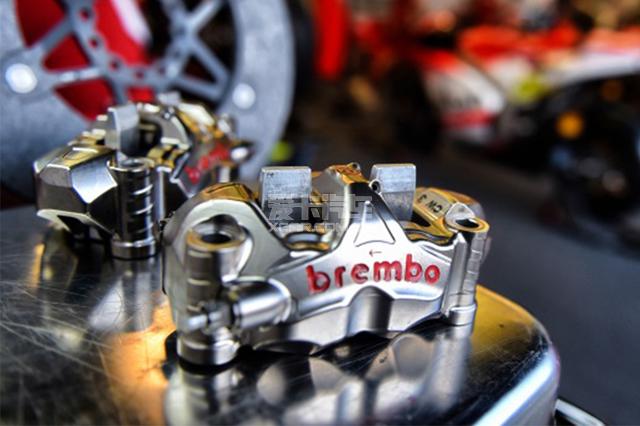 2018赛季MotoGP刹车拥有10种不同组合