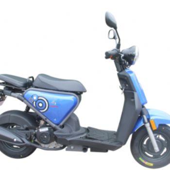 济南轻骑摩托 小踏板摩托车 QM48QT-8E 铃鹿