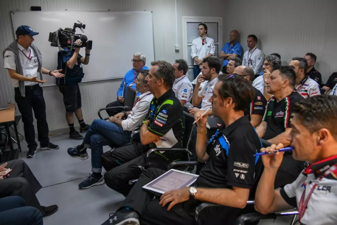 MotoE 2019正式来袭,11支队伍18位车手同场竞争