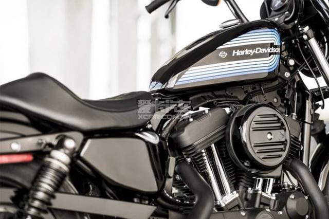 哈雷-戴维森Iron 1200;哈雷Iron 1200;2018款哈雷-戴维