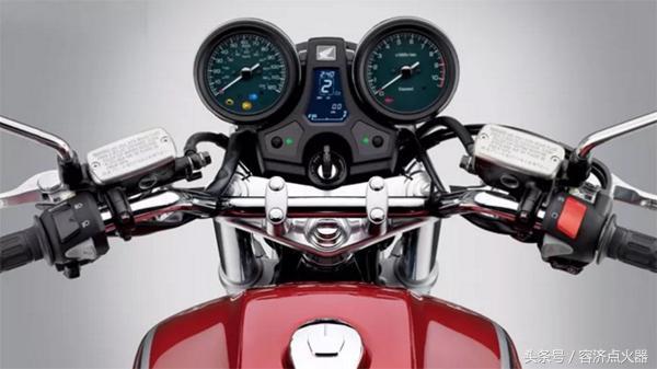 """摩托车""""仪表""""里的秘密,你知道几个?"""
