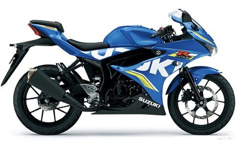 日本铃木召回GSX-S/R125两款摩托车