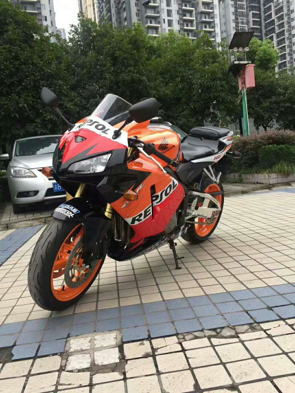 本田Honda  CBR600RR