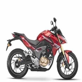 新大洲本田CBF190R摩托车暴风眼CB190R电喷街车…