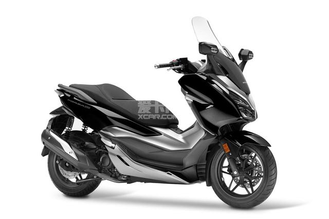 新款本田NSS300减重升级全新上市