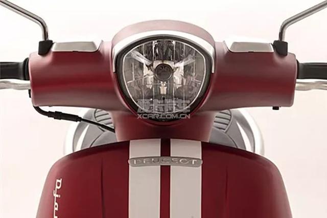 国IV版标致Django ABS 配色配置都很新颖