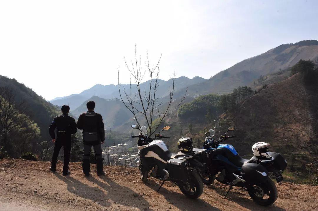 玩摩托的几个自由,你到哪步了?