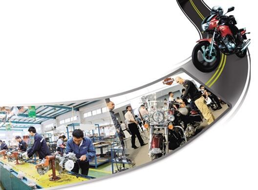 去年产量增两成!江门摩托车产业复兴攻坚战