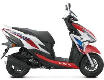包邮全新原装新大洲本田电喷踏板摩托车整车裂行RX125 SDH125T-31