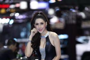曼谷国际车展女郎