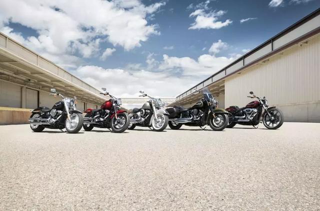 哈雷在杭州发布8款新车,变的好骑玩金卡纳