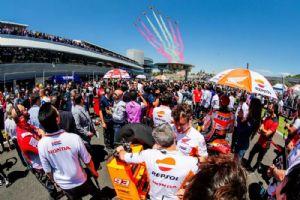 图赏| MotoGP西班牙站精彩花絮