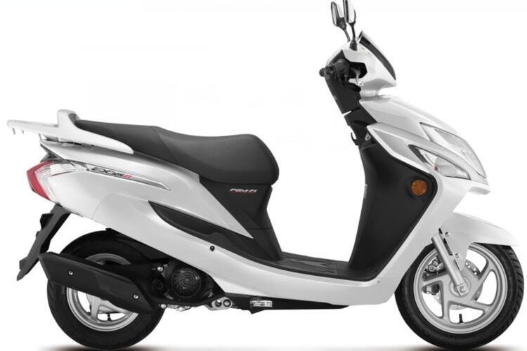 新大洲本田 EX125 FI