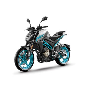 春风250NK 摩托车 水冷电喷