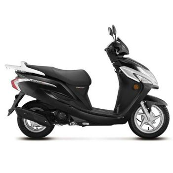 新大洲本田EX125FI国四电喷时尚运动轿车型踏板摩托车