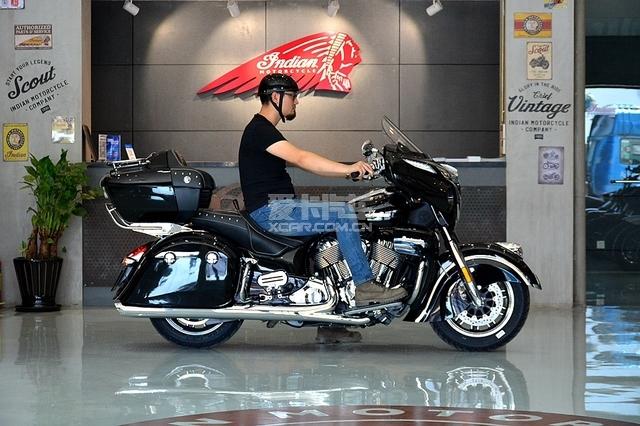 印第安摩托车;印第安公路大师;印第安公路大师实拍;公