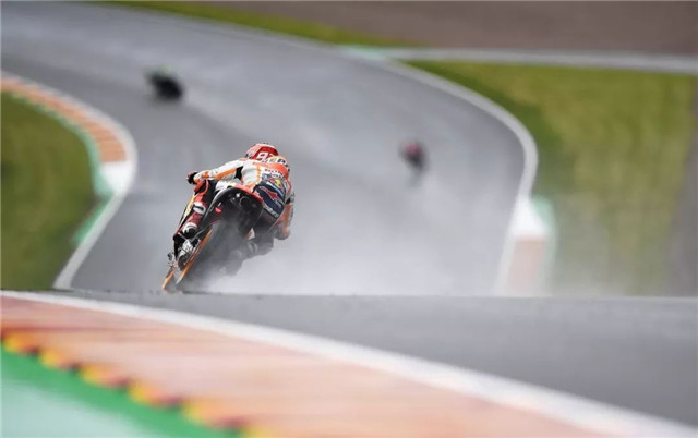 MotoGP德国站本田HRC精彩瞬间