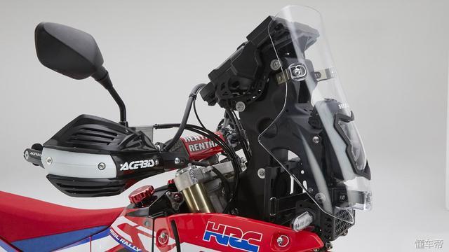 向达喀尔拉力赛致敬本田CRF450L Rally概念车亮相