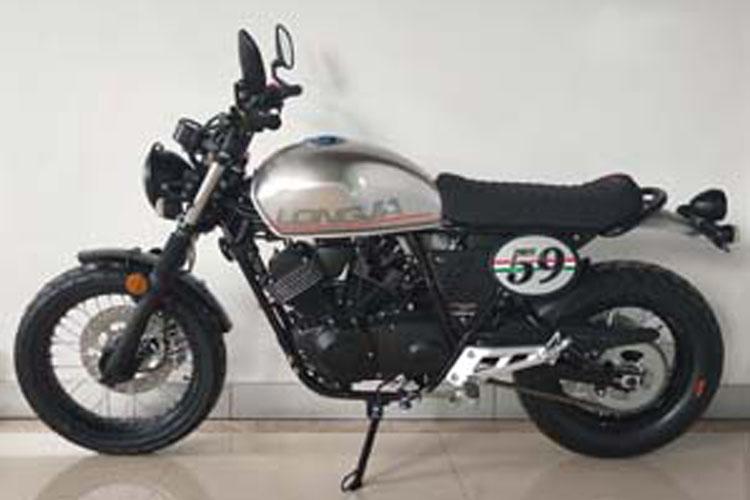 龙嘉LJ250-3V