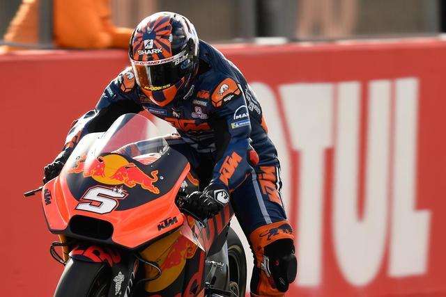 MotoGP橙色力量的测试首发Zarco表示:有点失望