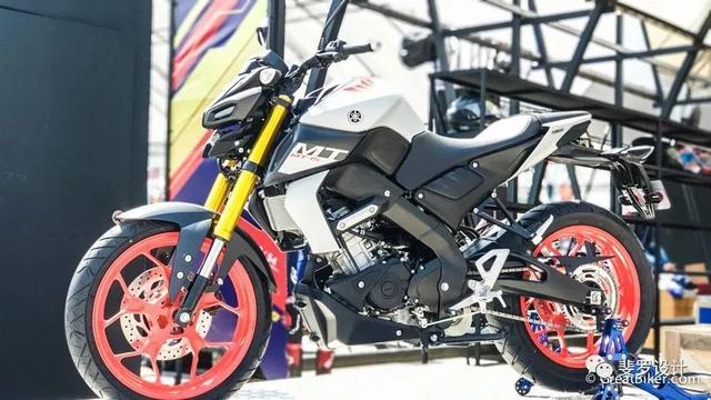 雅马哈泰国发布MT系列MT15罗西亲自宣布上市