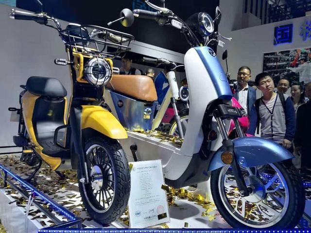 外观时髦五羊-本田正式发布三款新车