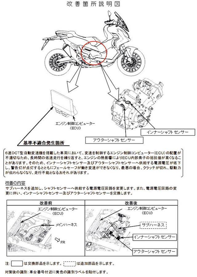 本田向日本市场召回X-Adv