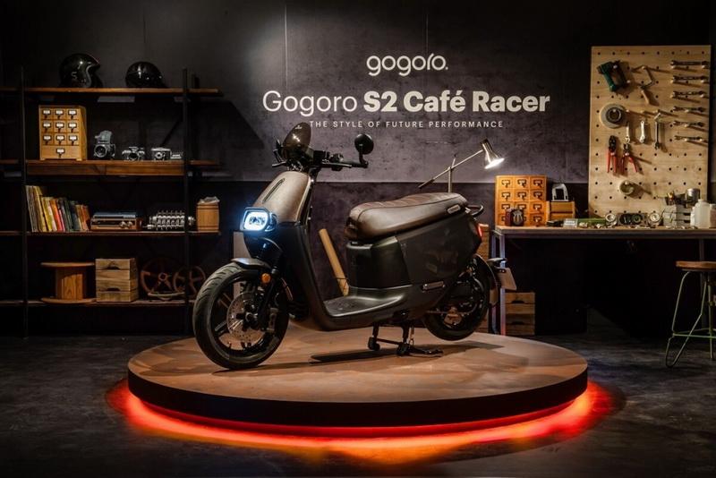 Gogoro S Performance全新竞速冒险系列登场