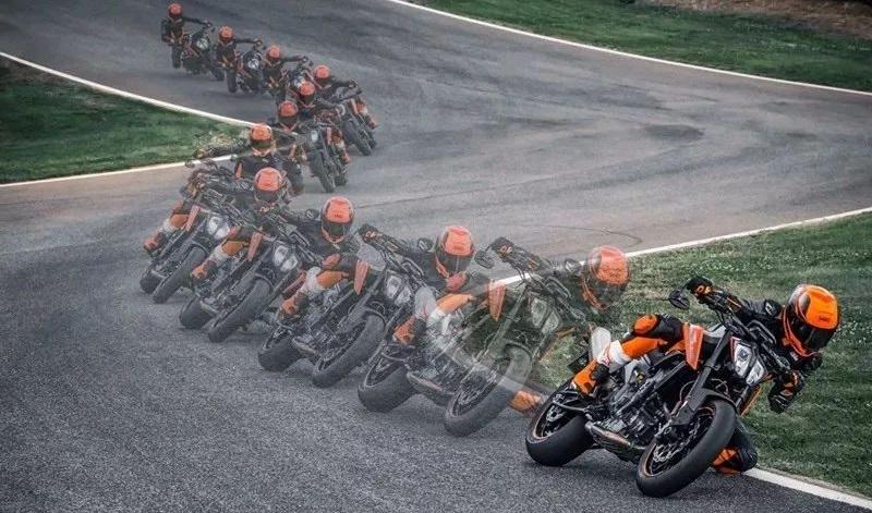 摩托车中的电子设备真的是花里胡哨?