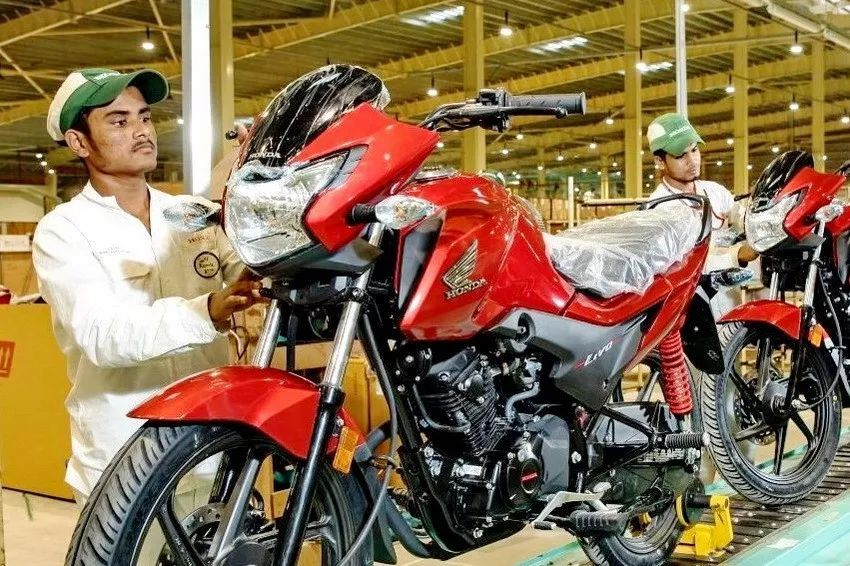 年产10万台本田孟加拉工厂正式投产