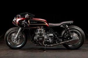 76年本田GL1000改装欣赏