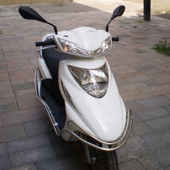 宗申比亚乔ZS100T-7风悦踏板摩托车【包邮】(含保险杠、后备箱)