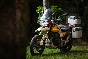 质感的魅力――MotoGuzzi