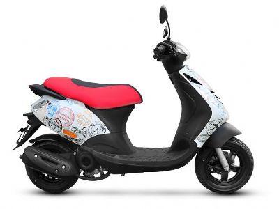 比亚乔 PiaggioZIP50BYQ50QT-V
