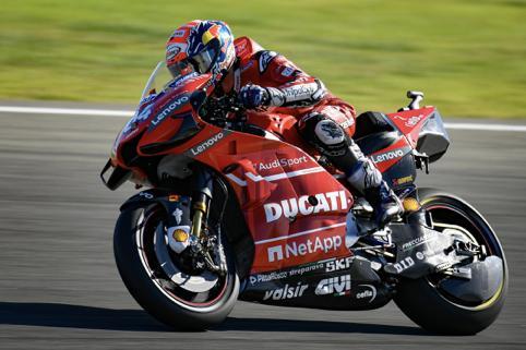 疫情影响MotoGP冻结2020-21赛季开发预算