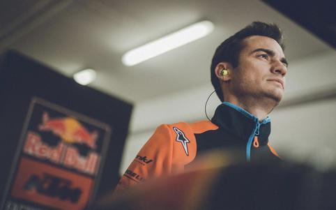 外卡MotoGP?Pedrosa:如能帮助KTM,我愿意
