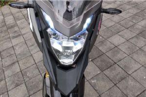 这是我心爱的摩托车――天昴提车记
