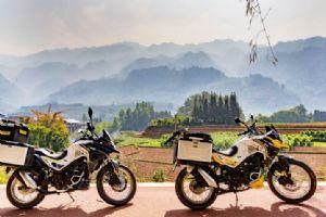 2020西藏穿越骑行第三站滇缅公路