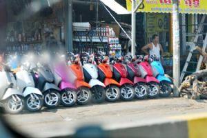 摩托车产业的发展行政手段能否代替技术手段