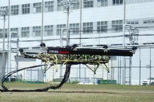 NinjaZX-10R摩托发动机被制成无人机!
