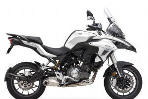 在欧洲 TRK502销量凭什么远超CB500X?