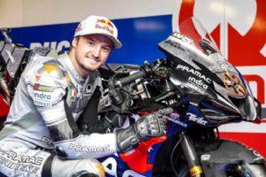米勒☆明年转到杜卡迪MotoGP工厂车队