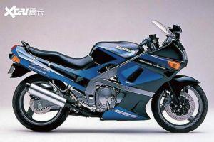 600cc经典摩托车回顾(一):日系的黄金年代