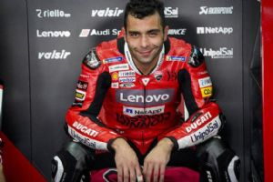 退�o可退Petrucci力拼�^�m留在MotoGP