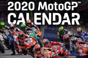 MotoGP回归,2020赛季新赛程表公布