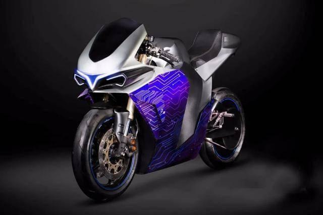 EMULA,这可能是最像燃油摩托车的电摩